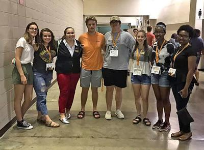 West High students compete at National Beta convention