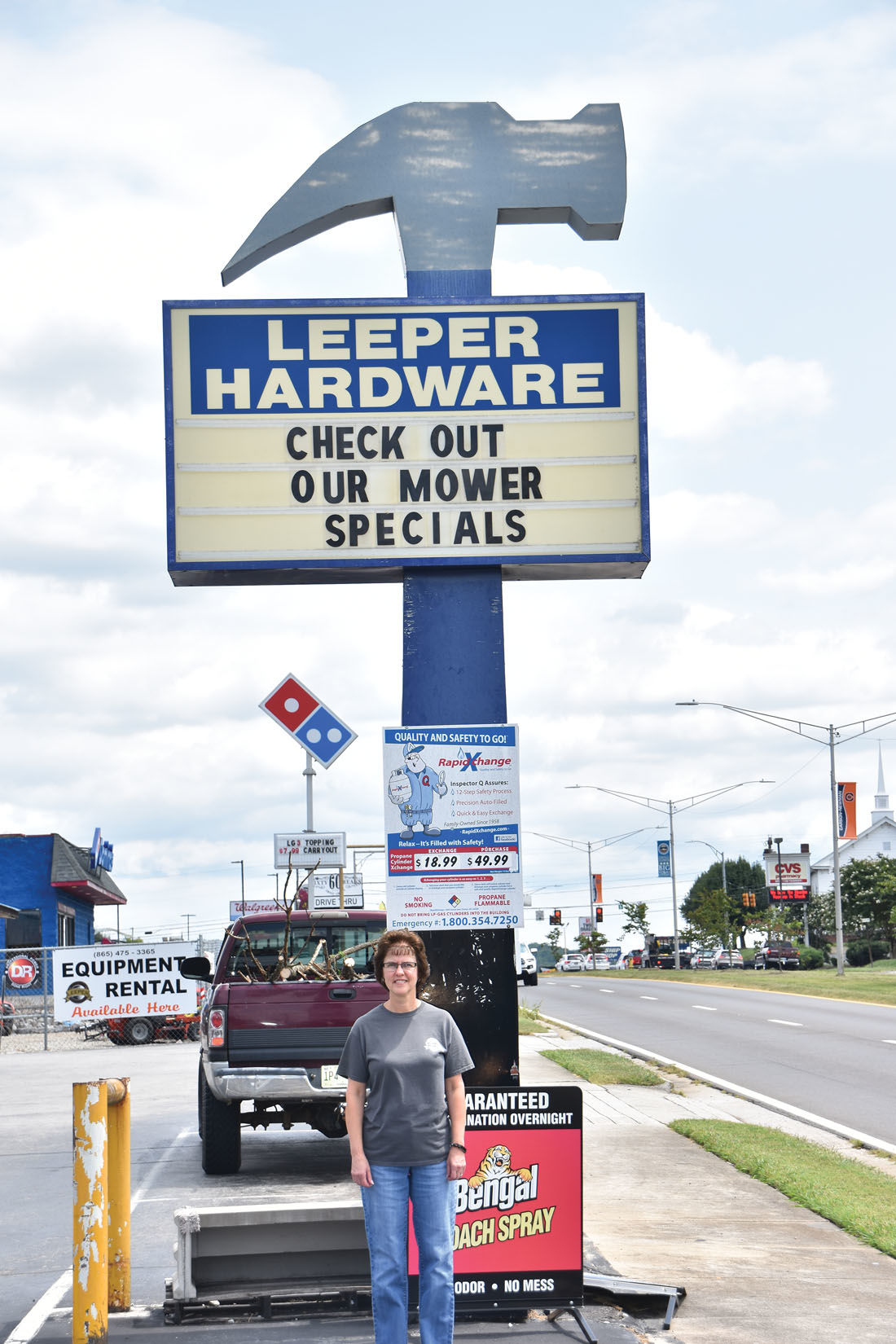 Leeper Hardware expands with purchase of Alpha Outdoor Supply