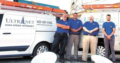 Casting A Net: Under new ownership, Ultranet sets sights on providing wireless internet to the area