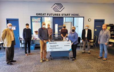 Morristown Boys & Girls Club receives $25,000 Spectrum grant