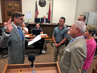 Minnich appointed to county commission