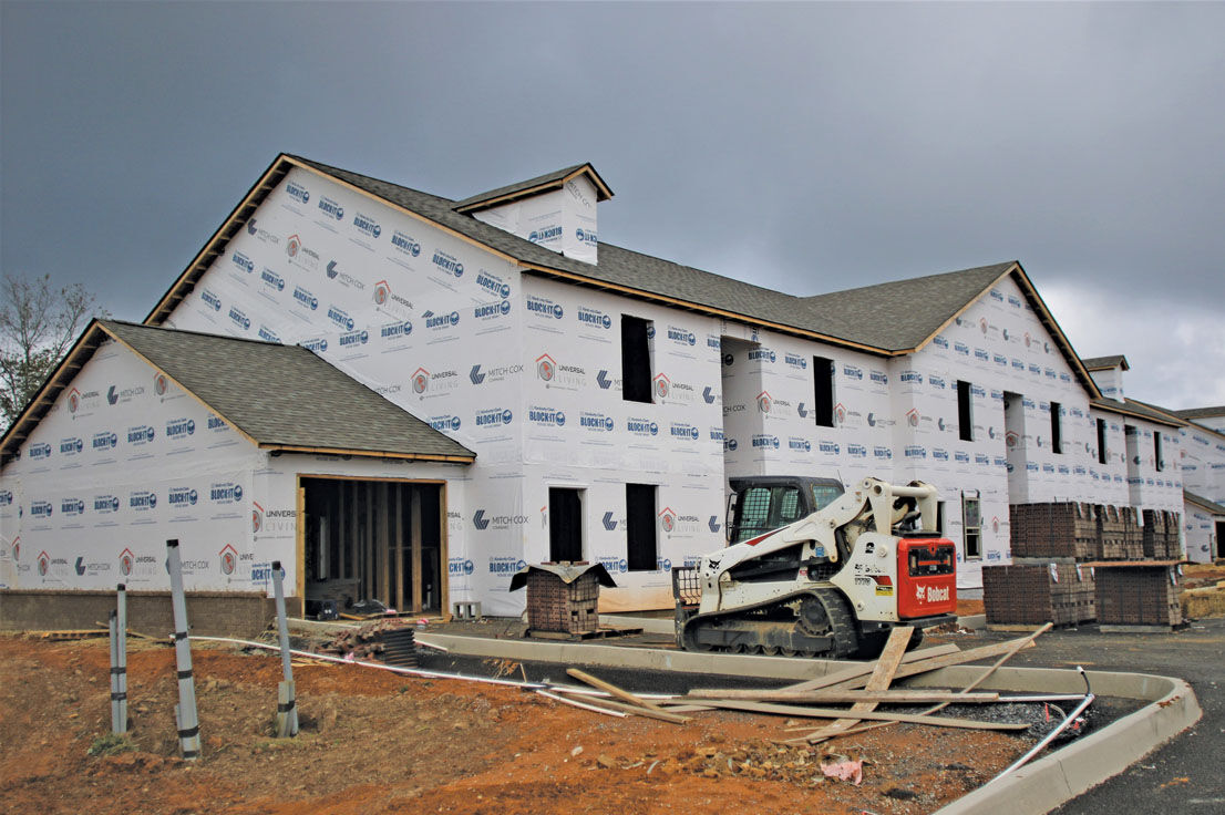 Morristown finds itself in midst of housing boom