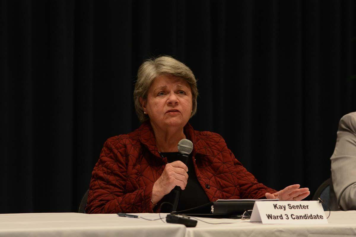 Chamber Forum: Chamber hosts political forum at WSCC