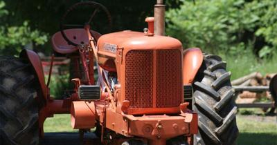 Morristown man charged with PI on lawn tractor