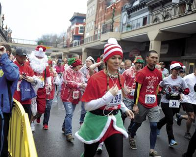 Image result for jingle bell run knoxville