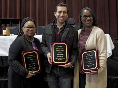 Community leaders recognized with Task Force's MLK awards