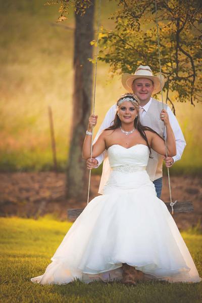 Freeman–Shelton Wedding