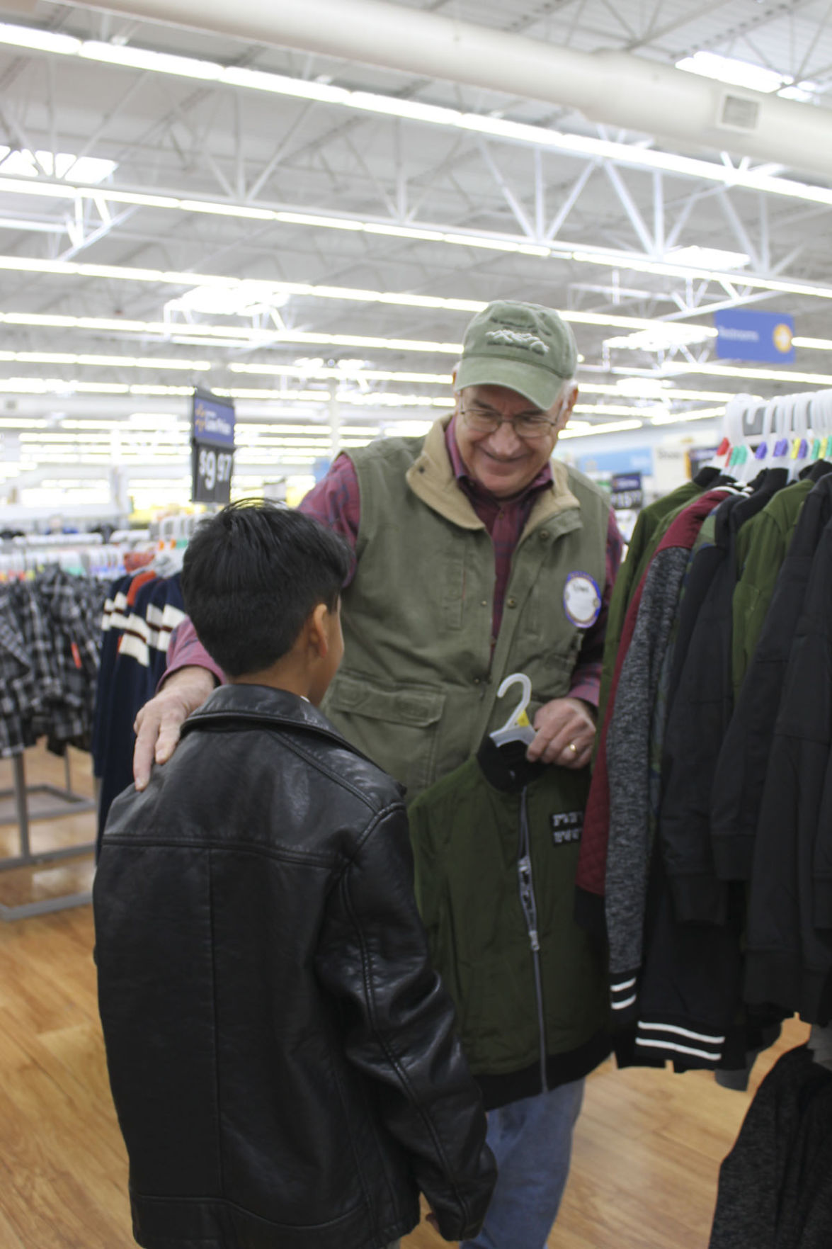 Rotary AM shopping spree another happy success