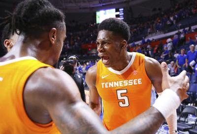 Vols ascend to No. 1 ranking in the country in both national polls