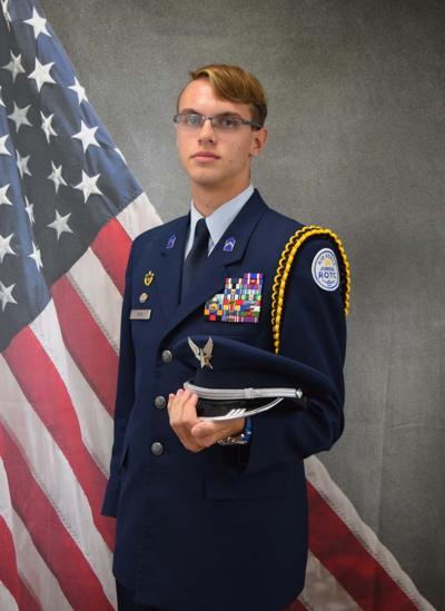 West High student selected for Air Force JROTC Flight Academy