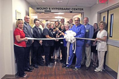 MHHS opens Wound and Hyperbaric Center