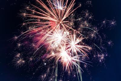 Volunteer Fire Departments sell fireworks as fundraisers