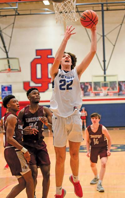 Indians too much for Jefferson County, 86-51