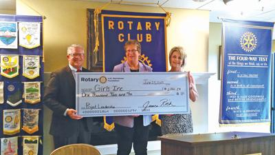 Girls Inc. gets grant from A.M. Rotary