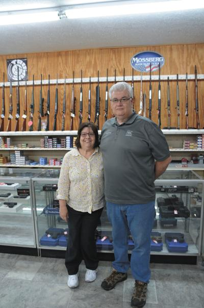 Swango family finds right fit with firearm business