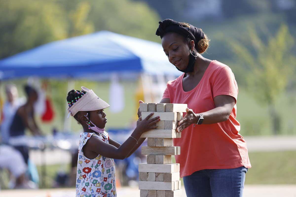 Fulton-Hill Park hosts celebration of freedom