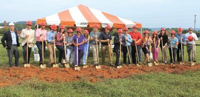 Summit Medical Group breaks ground in Jefferson City