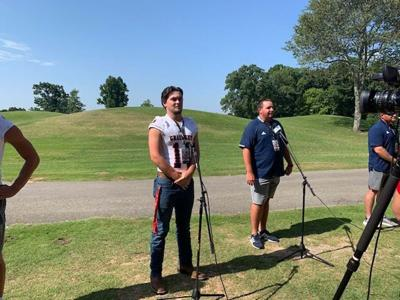 Grainger football speaks at Knoxville media days as season approaches