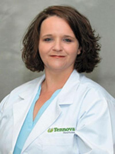 Caldwell assists Dr. Maran
