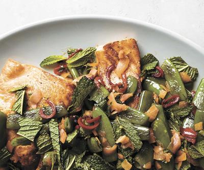 Uncomplicating fish: Asian seasonings simplify weeknight salmon