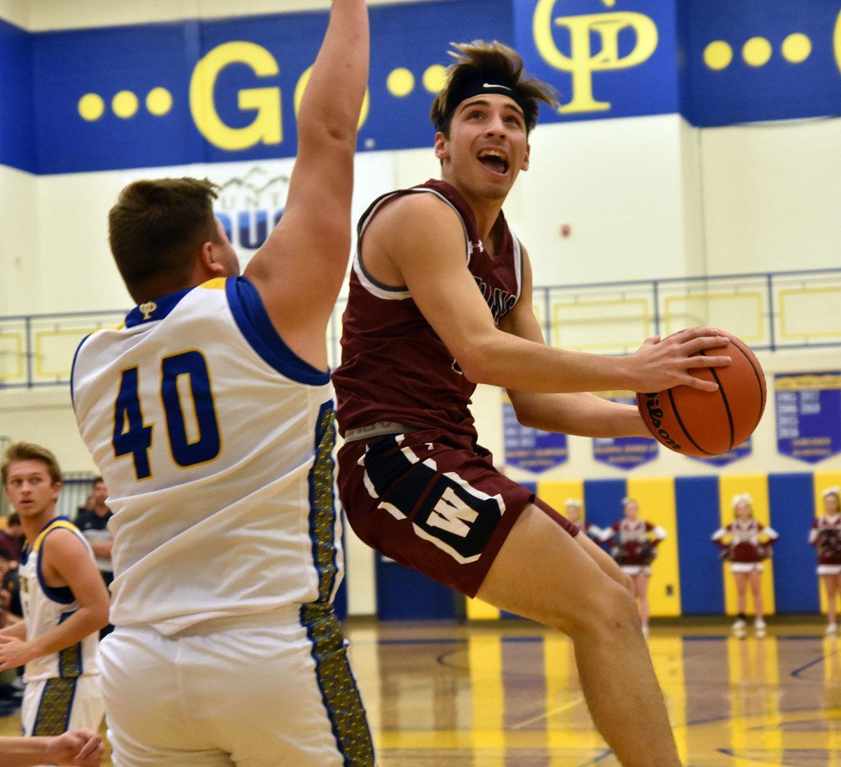 Morristown West overcomes foul troubles to defeat Gatlinburg-Pittman