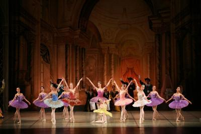 The Russian National Ballet returns to Niswonger Performing Arts Center