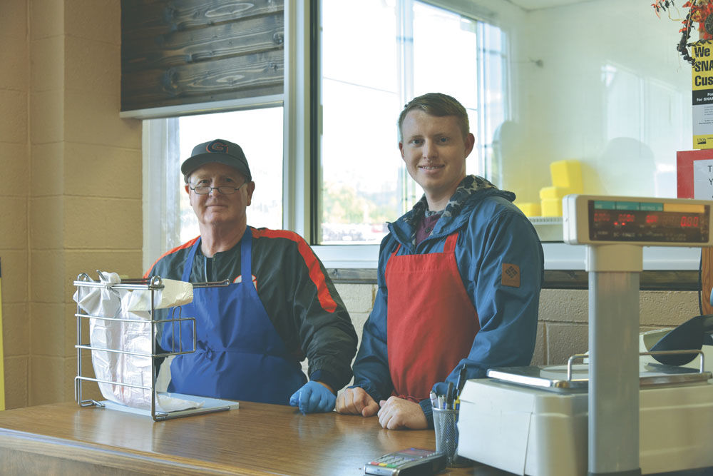 Phillips finds success with Rutledge butcher shop