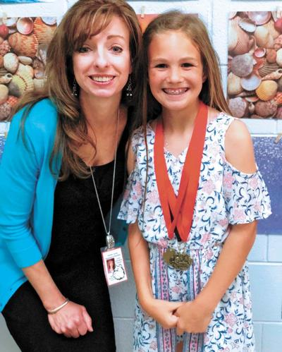 Morristown fourth grader Thomas to attend STEM leadership conference in North Carolina