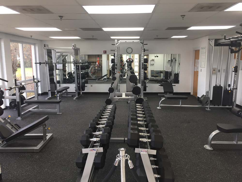 Jefferson City Community Center upgrades weight room | Local News ...