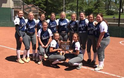 Claiborne softball fall twice in district championship to Greeneville