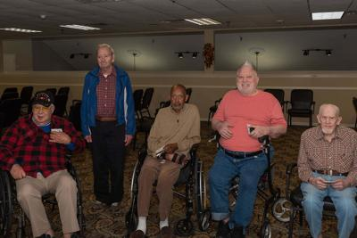 Veterans Honored by Elks