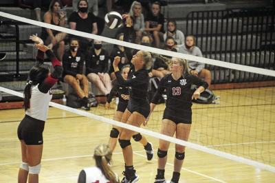 Webb gets first victory as Lady Trojans coach, sweeping Cherokee
