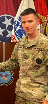 Sgt. Joshua Karup