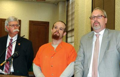 Cocke County man gets life  for killing infant son