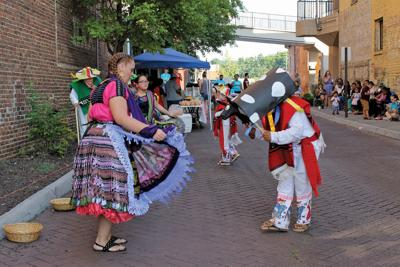 Inaugural Party on Peavine serves as preview for International Festival