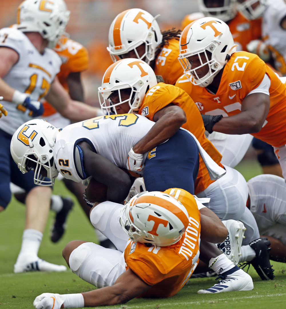 Vols take down Mocs to avoid 0-3 start