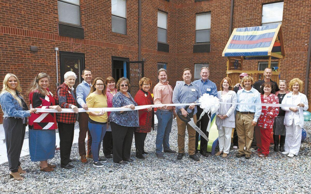 Care Givers: Regency brings ages together with new daycare facility