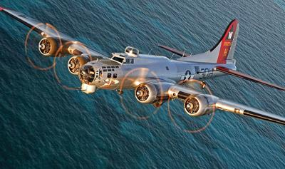 b 17 plane to be displayed at airport local news