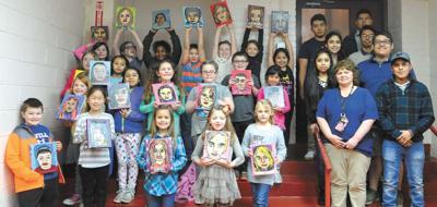 Commission provides youth art program grant