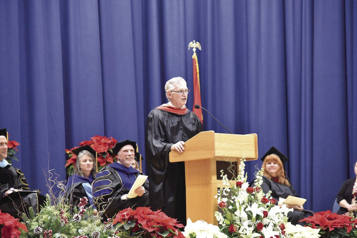 WSCC celebrates fall commencement