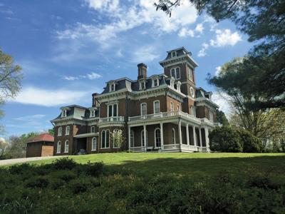 Inside Glenmore Mansion