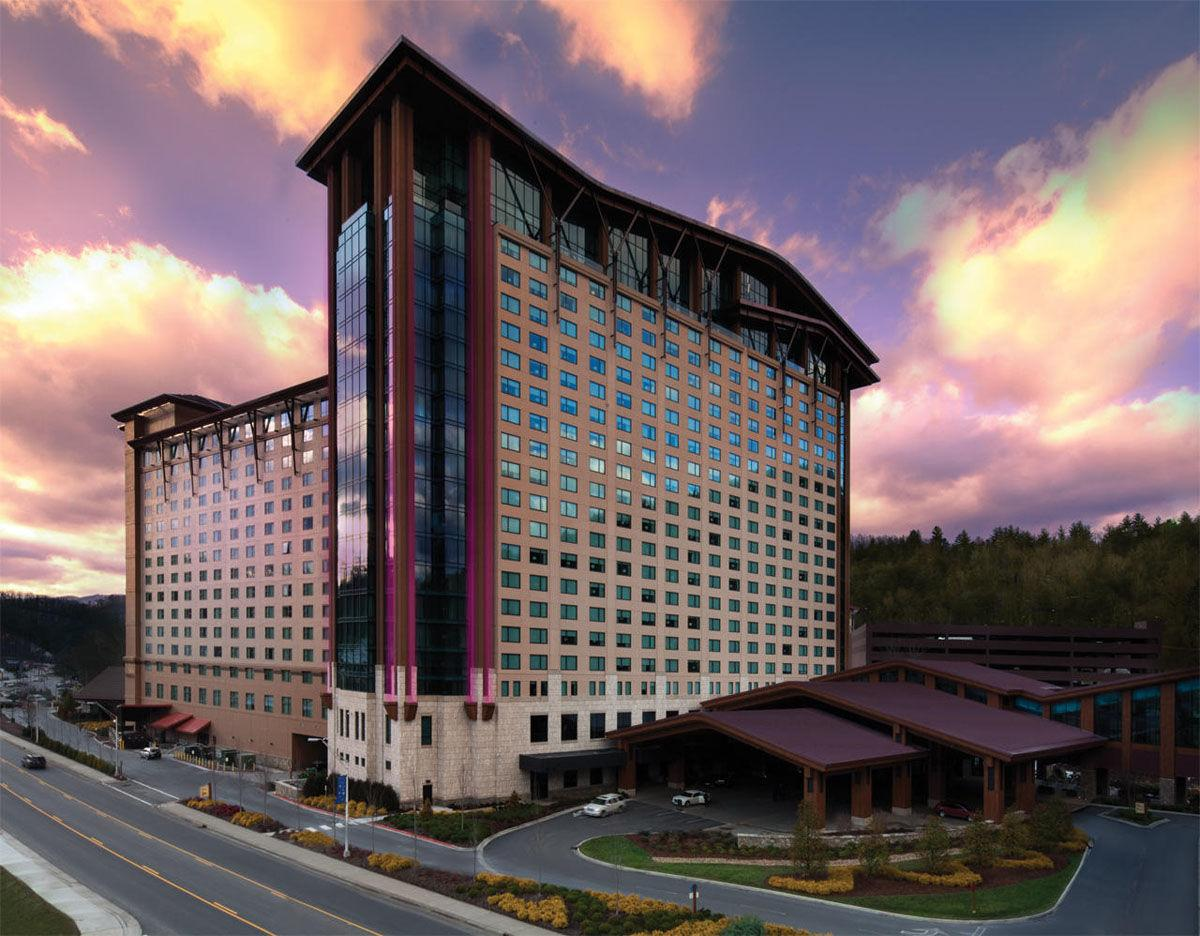 Gambling casinos near knoxville tennessee hotels
