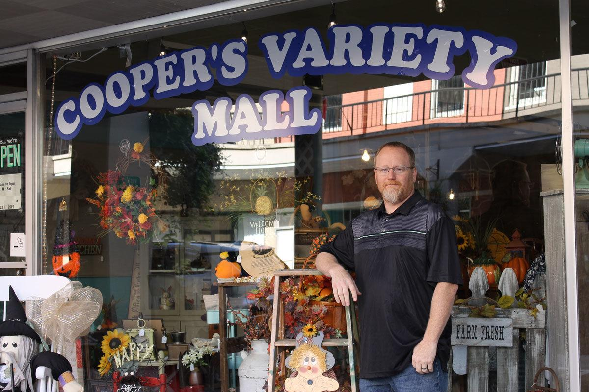 Cooper's Variety Mall offers more than shopping