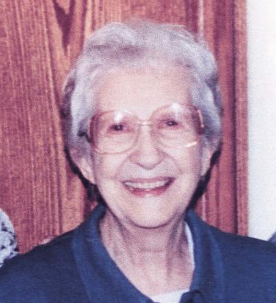 Agnes L. Helton