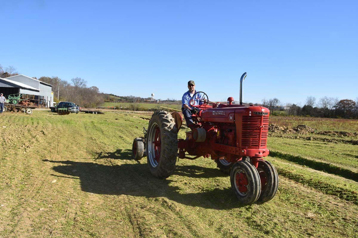 Plow Boys: Plow Day II a success in Hamblen