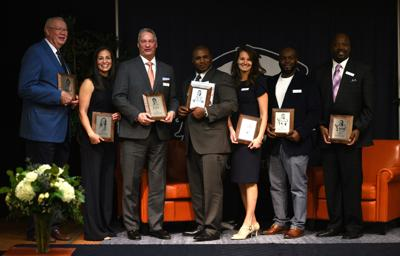 Seven inducted into Carson-Newman athletics Hall of Fame Friday night