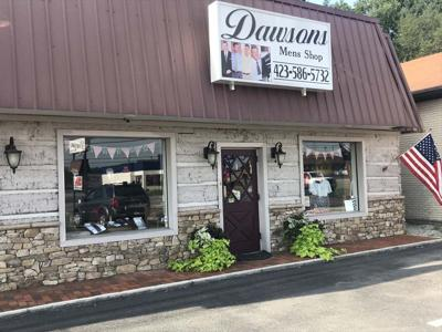 Dawson's Men's Shop Keeping Morristown in Style