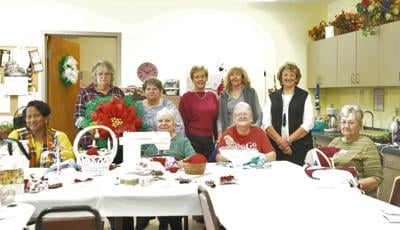 Senior Center Holiday Bazaar