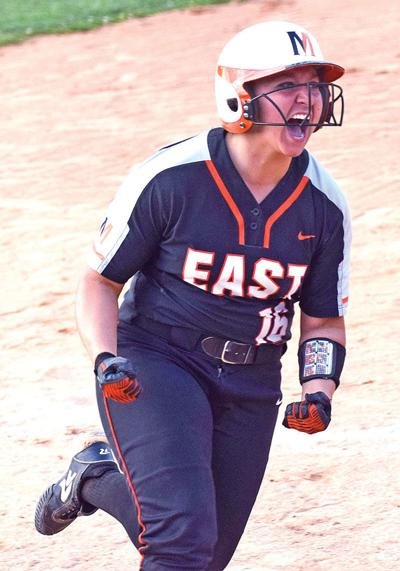 Frost named top softball player for third straight year