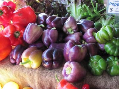 Extension office to offer recipes and samples at farmers market
